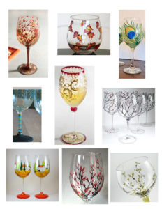 Public Event-Holiday Bowl Glass Painting Event!