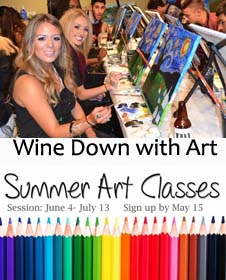 Painting events in Albuquerque. Kids Summer Art Program                Scroll Down