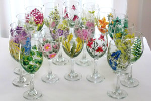 PUBLIC EVENT- Wine Glass, Coffee Cup & Vase Painting Event