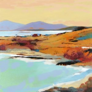 Oceanscape Virtual Painting class